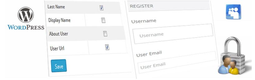 افزونه Wp Register Profile With shortcode