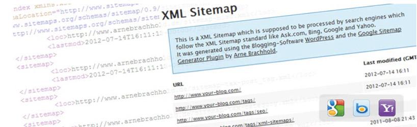 ساخت نقشه سایت با Google XML Sitemaps